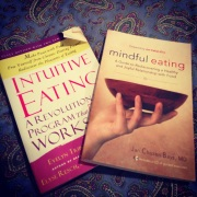 Books on mindful eating approaches